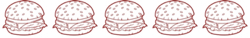burger 5 stars