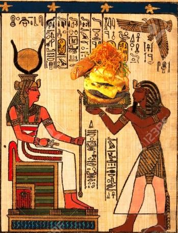 hieroglyphburger